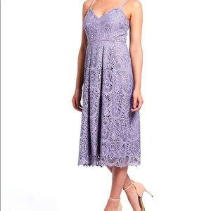 Gianni Bini lace Lilac dress
